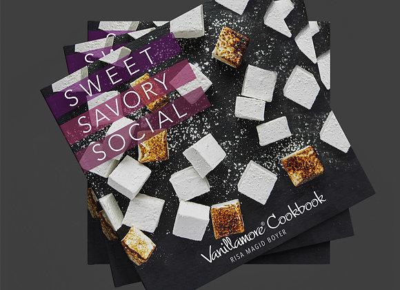 Sweet. Savory. Social. The Vanillamore Cookbook