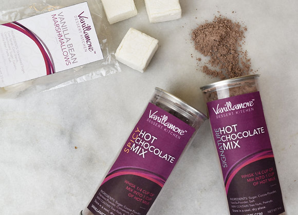 Hot Chocolate Mix & Marshmallow Set