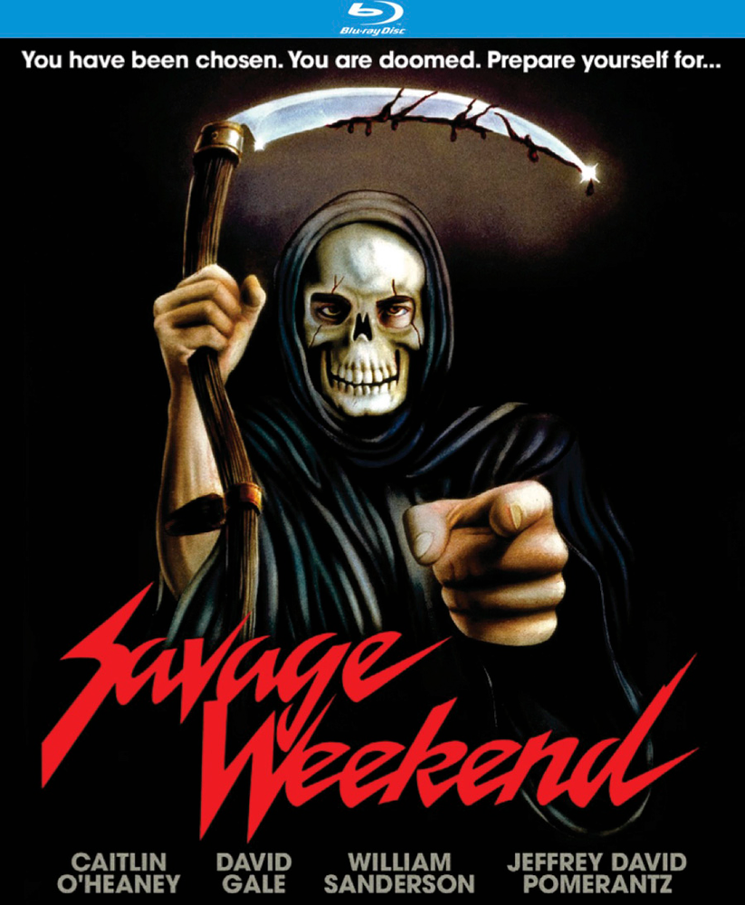 Savage Weekend Blu-ray Review (originally published 2015)