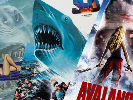 Episode 11: (Bad) Shark Movies, feat. Anne-Marie Taylor