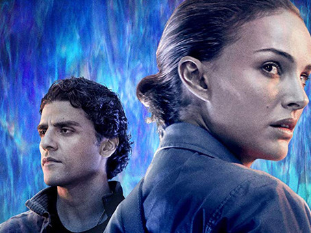 Annihilation Blu-ray Review (originally published 2018)