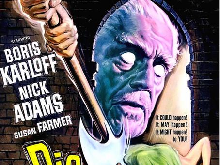 Die, Monster, Die! Blu-ray Review (originally published 2014)