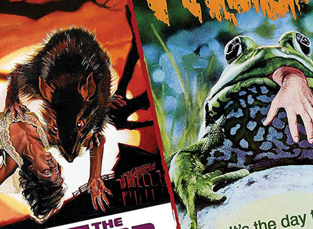 The Food of the Gods/Frogs Blu-ray Double-Feature Blu-ray Review (originally published 2015)