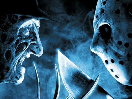 Gabe Guests on Tracks of the Damned's Freddy vs. Jason Commentary