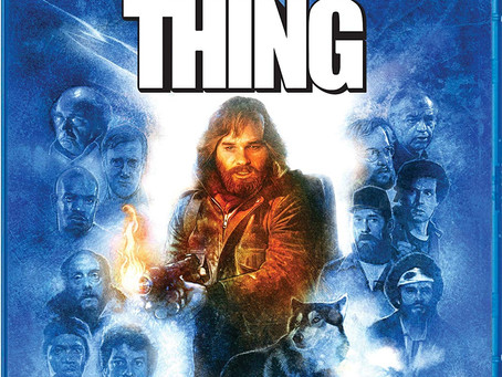 The Thing Scream Factory & Universal Blu-ray Comparison (originally published 2016)