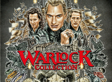 Warlock Trilogy Blu-ray Review (originally published 2017)