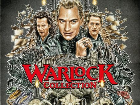 Warlock Trilogy Blu-ray Review (originally published 2017)