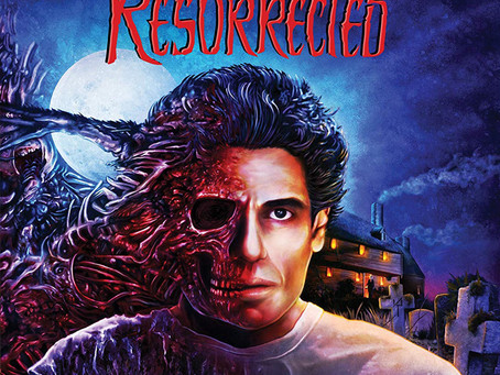 The Resurrected Blu-ray Review (originally published 2017)
