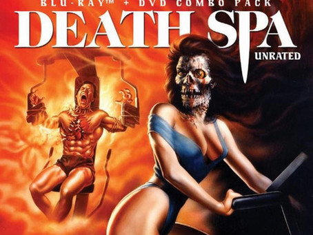Death Spa Blu-ray Review (originally published 2014)