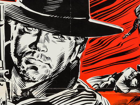 Grinding the Stream UPDATES: Spaghetti Westerns