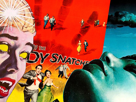 Episode 19: Body Snatcher Movies, feat. Jim Laczkowski of Director's Club Podcast