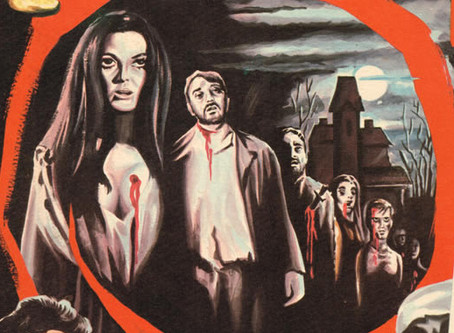 Grinding the Stream August 2020 UPDATES: Italian Horror Films