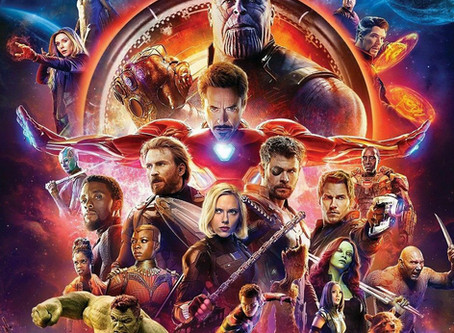 Avengers: Infinity War Blu-ray Review (originally published 2018)