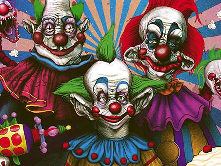 Killer Klowns from Outer Space Blu-ray Review (originally published 2018)
