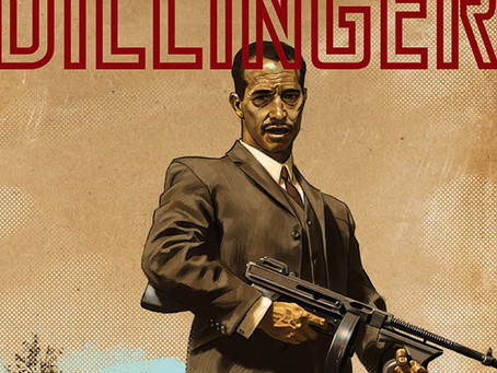 Dillinger Blu-ray Review (originally published 2016)