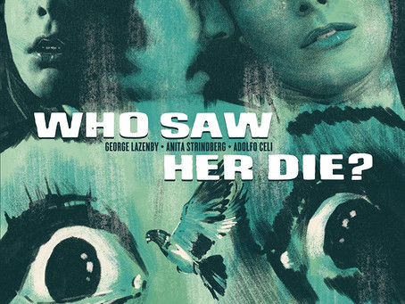 Who Saw Her Die? Blu-ray Review/Comparison