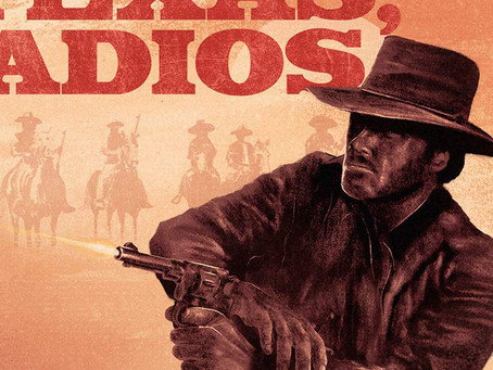 Texas, Adios Blu-ray Review