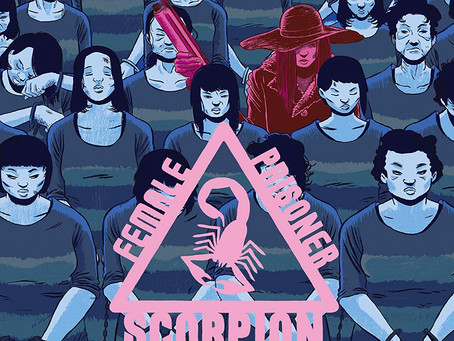Female Prisoner Scorpion: The Complete Collection Blu-ray Review (Originally Published 2016)