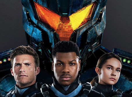 Pacific Rim: Uprising Blu-ray Review (originally published 2018)