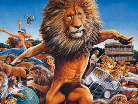 Roar Blu-ray Review (originally published 2015)
