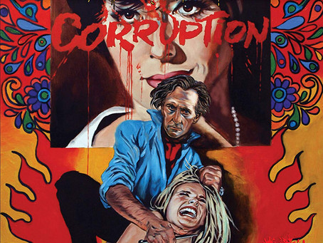 Corruption (1968) Blu-ray Review (originally published 2013)