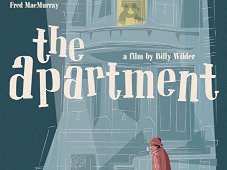 The Apartment Arrow Academy LE BD & MGM BD Comparison (originally published 2017)