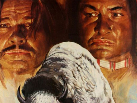 The White Buffalo Blu-ray Review (originally published 2015)