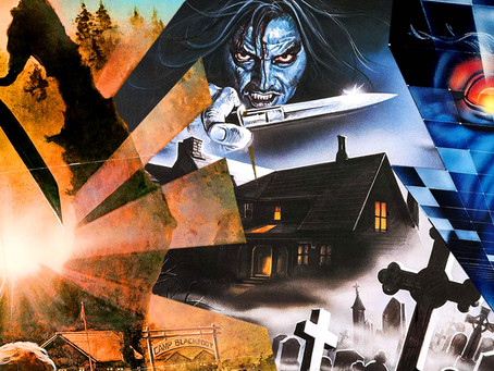 Episode 5 (Part 2): The Slasher Movies of 1981, feat. Patrick Ripoll of Tracks of the Damned