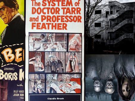 Episode 20: Asylum Horror, feat. Betsy Jorgensen of Your Favorite Monsters