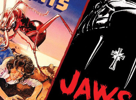 Empire of the Ants/Jaws of Satan Blu-ray Review (originally published 2015)