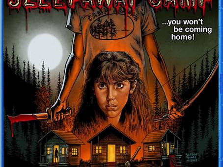 Sleepaway Camp Trilogy Blu-ray Reviews (originally published 2014/2015)