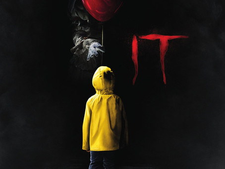 It (2017) Blu-ray Review (originally published 2018)