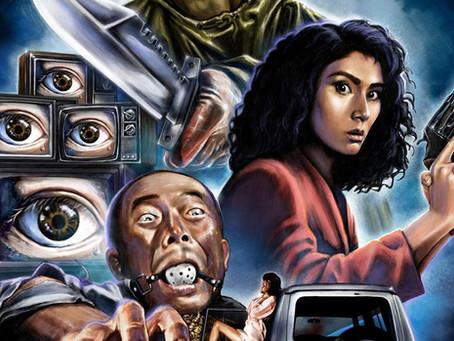 Evil Dead Trap Blu-ray Review