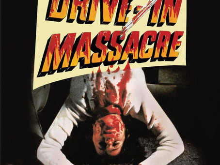 Drive-In Massacre Blu-ray Review (originally published 2017)