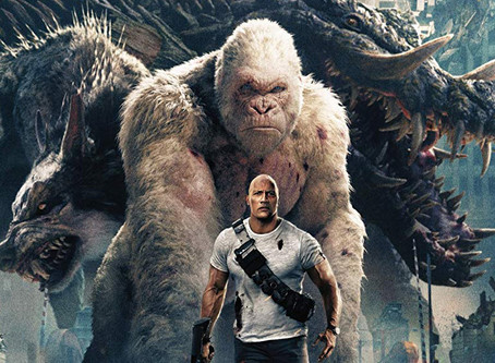 Rampage (2018) Blu-ray Review (originally published 2018)
