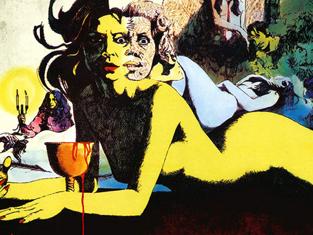 Countess Dracula Blu-ray Review (originally published 2014)