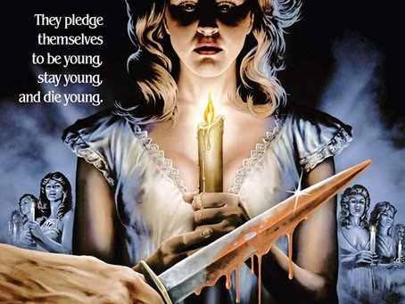 The Initiation Blu-ray review (originally published 2016)
