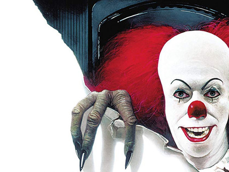 It (1990) Blu-ray Review (originally published 2016)