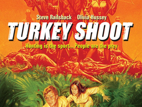 Turkey Shoot Blu-ray Review (originally published 2015)