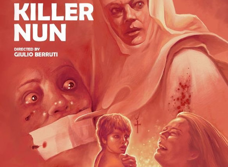 Killer Nun Arrow Blu-ray Review
