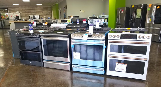 Gas & Electric Ovens & Ranges