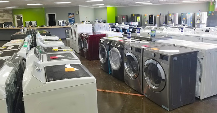 Front Loading & Top Loading Laundry Sets