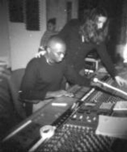 Too High Mixing session