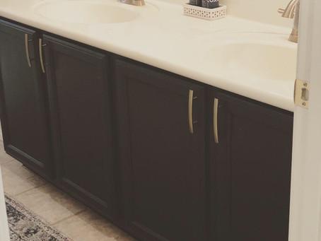 Organize your bathroom!