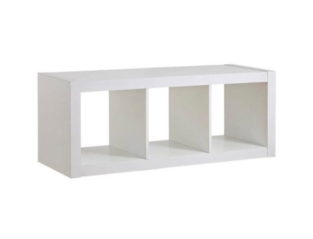 3-cube storage organizer