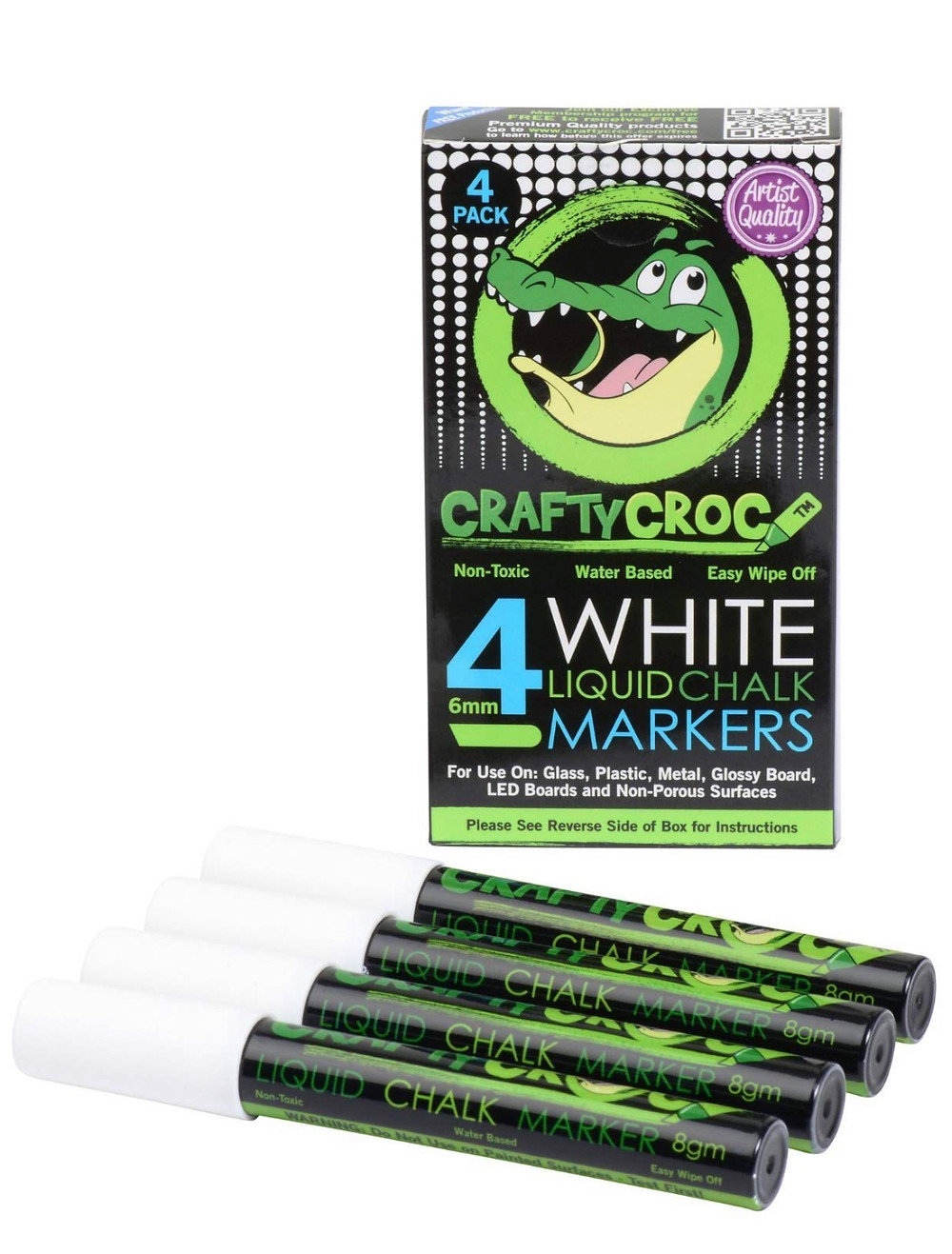 chalk markers for labeling