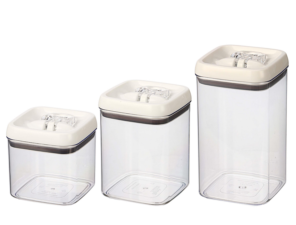 Flip-Tite canisters from Better Homes & Gardens