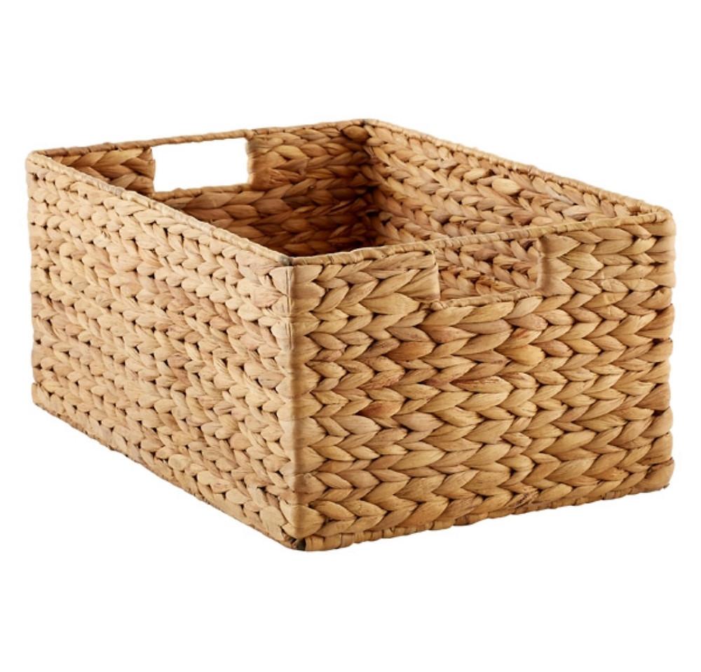 water hyacinth storage bins