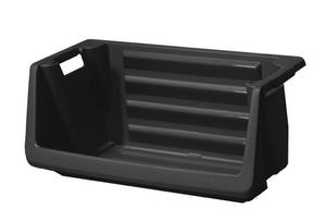 Husky stackable storage bins