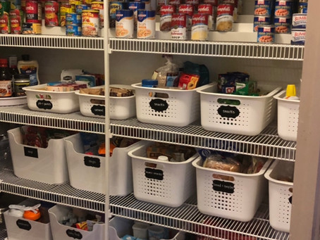 Pantry Containment